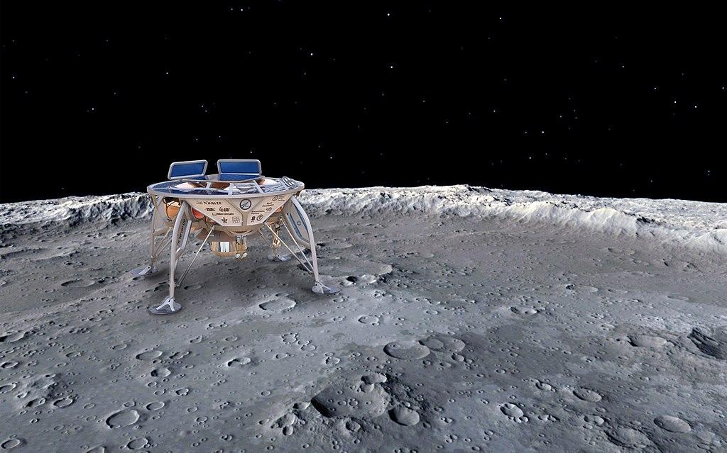 Israel podría llegar a la Luna