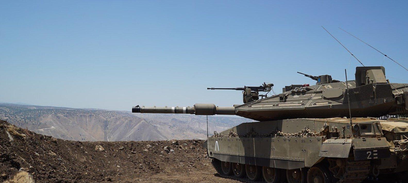 El Ejército de Israel refuerza sus tropas en el norte por la ofensiva en Siria