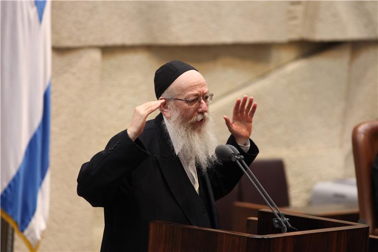 El Parlamento israelí apueba en forma preliminar la ley de reclutamiento militar para ultra ortodoxos judíos El polémico proyecto de ley para formalizar