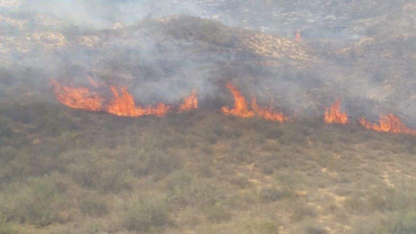 Israel en llamas
