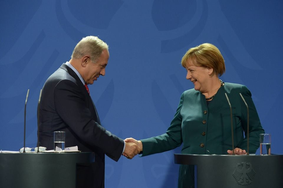 Merkel visitará Israel, mientras crecen las tensiones en torno a Irán