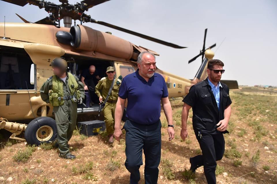 """Ministro de Defensa de Israel: """"No creo en un acuerdo con Hamás"""" 24 agosto, 2018"""