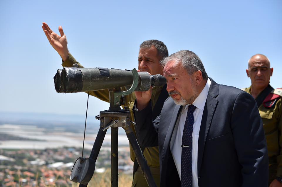 "Liberman: el funeral masivo del terrorista de Jerusalén demuestra que ""Umm al Fahm debe estar en Palestina"""