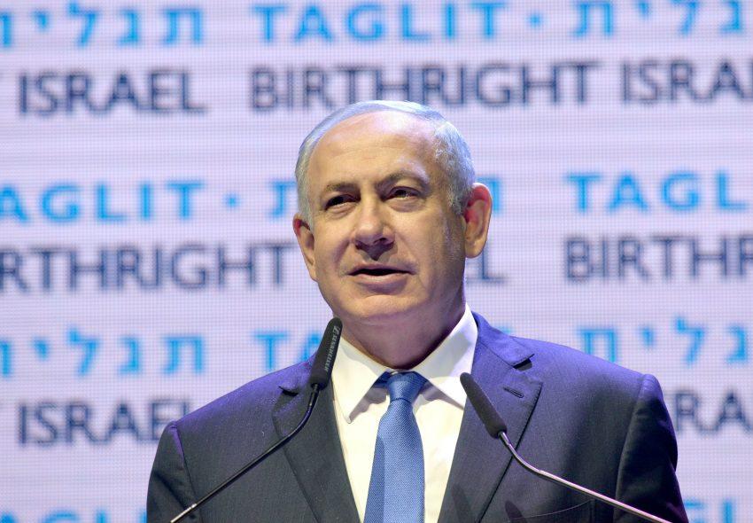 Netanyahu lidera las encuestas en Israel sin competencia; Avi Gabbay queda muy atrás