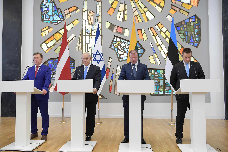 """Netanyahu: El dinero de la Unión Europea a Irán es """"una pastilla de veneno"""""""