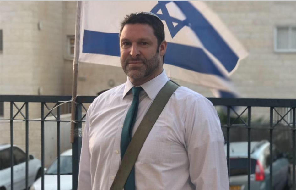Ari Fuld, padre de cuatro hijos: el israelí asesinado hoy un terrorista palestino