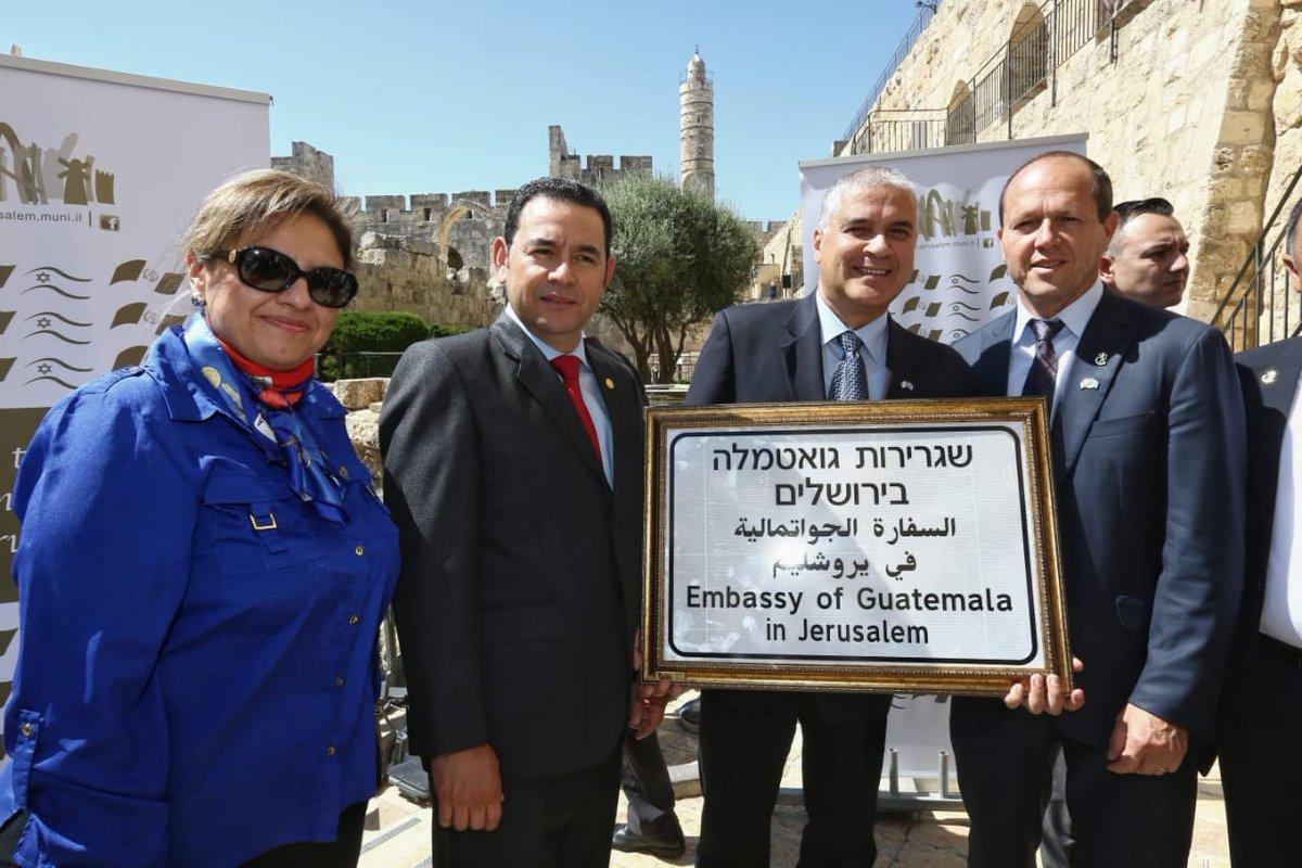 El embajador Cohen es también concurrente a Honduras, otro país con el que Israel tiene una importante amistad y un nexo especial.