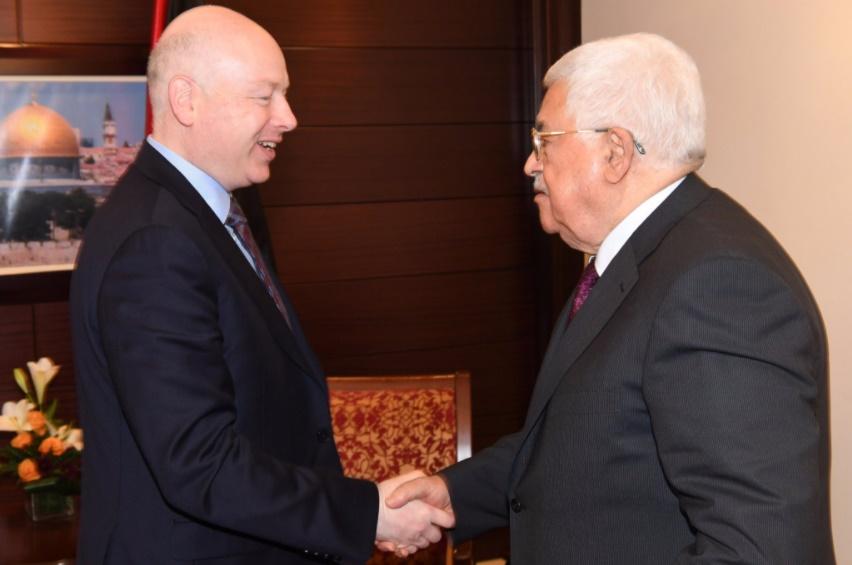 """Abbas: """"EEUU nos propuso una confederación con Jordania"""""""