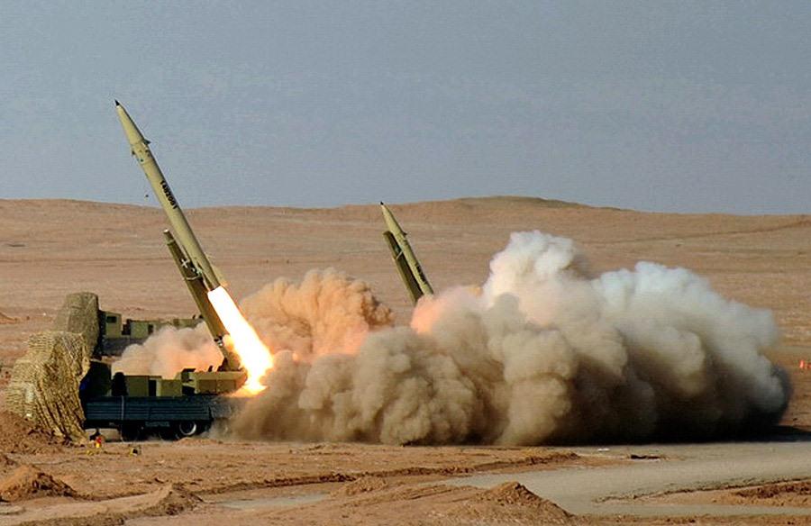 Irán suministra a las milicias de Irak misiles que pueden llegar a Tel Aviv