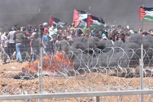 Al menos tres palestinos muertos por enfrentamientos en la Franja de Gaza