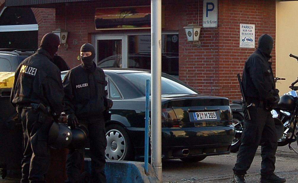 """Sirio detenido en Berlín: """"Planeaba un atentado químico en Israel"""""""