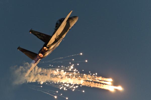 Siria intercepta misiles Israelíes en Damasco, dirigidos al aeropuerto