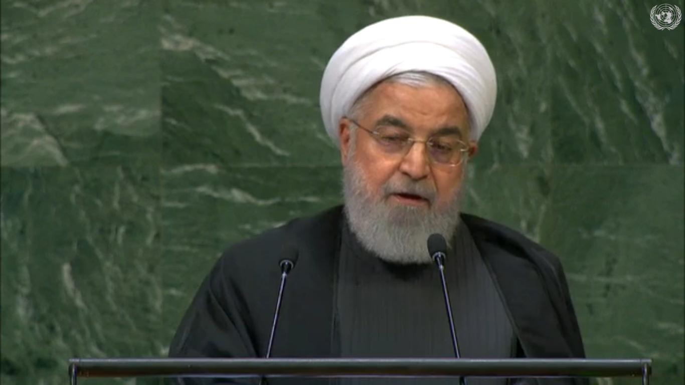"""Presidente iraní: """"Israel es la mayor amenaza a la paz mundial"""""""