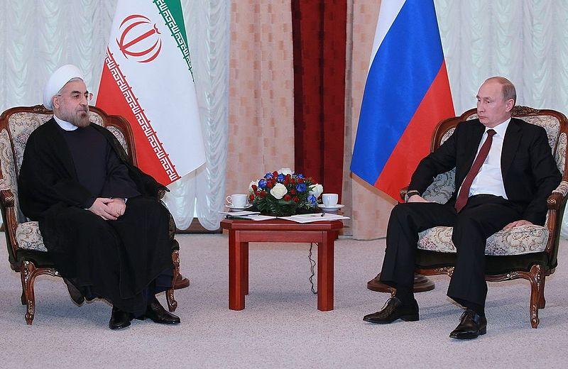 Informe: Rusia busca promover un diálogo entre Israel e Irán