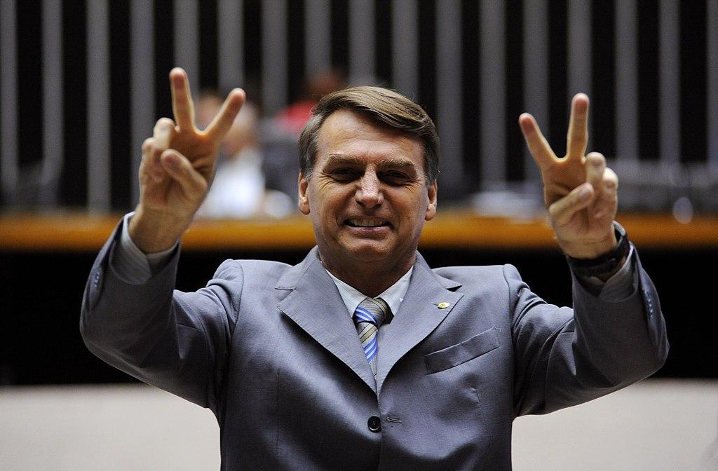 Bolsonaro confirma el traslado de la embajada brasileña a Jerusalen