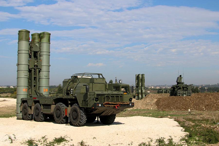 Los misiles S-300 en Siria son una