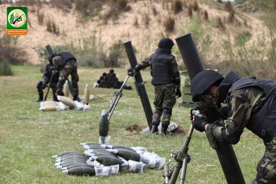 Tres palestinos murieron en un ataque aéreo israelí en Gaza