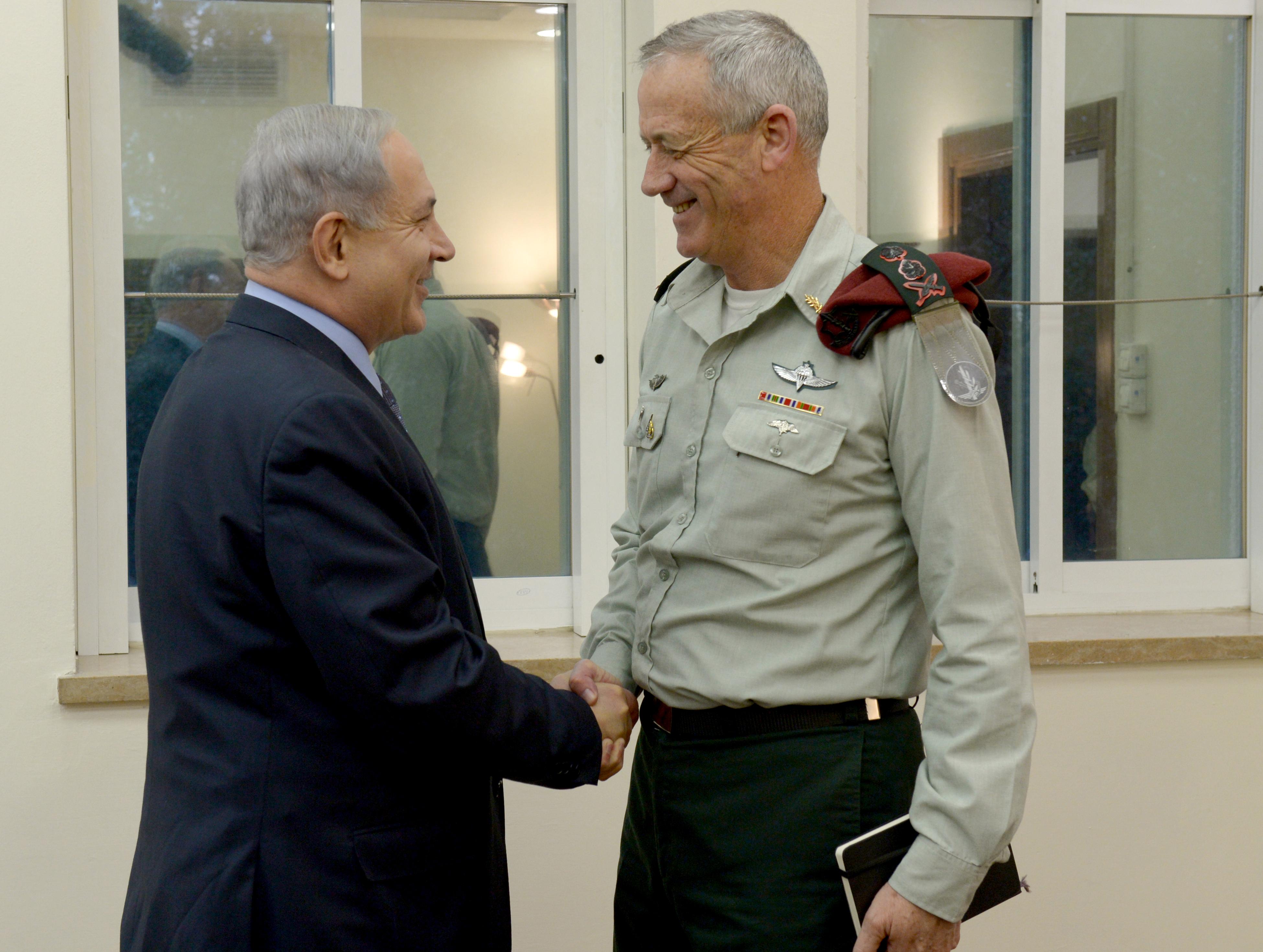 Netanyahu sigue liderando las encuestas en Israel