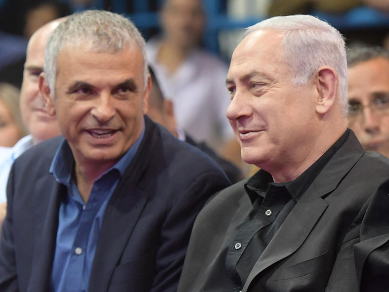 """Deri y Kahlon instan a Netanyahu a convocar a elecciones """"lo antes posible"""" en Israel"""