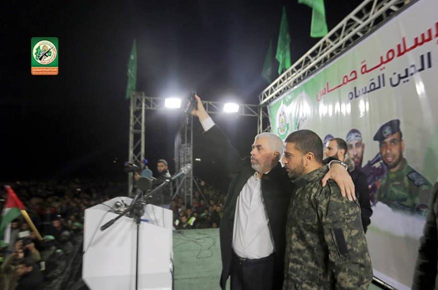 """Líder de Hamás: """"La primera descarga de cohetes sobre Tel Aviv sorprenderá a Israel"""""""