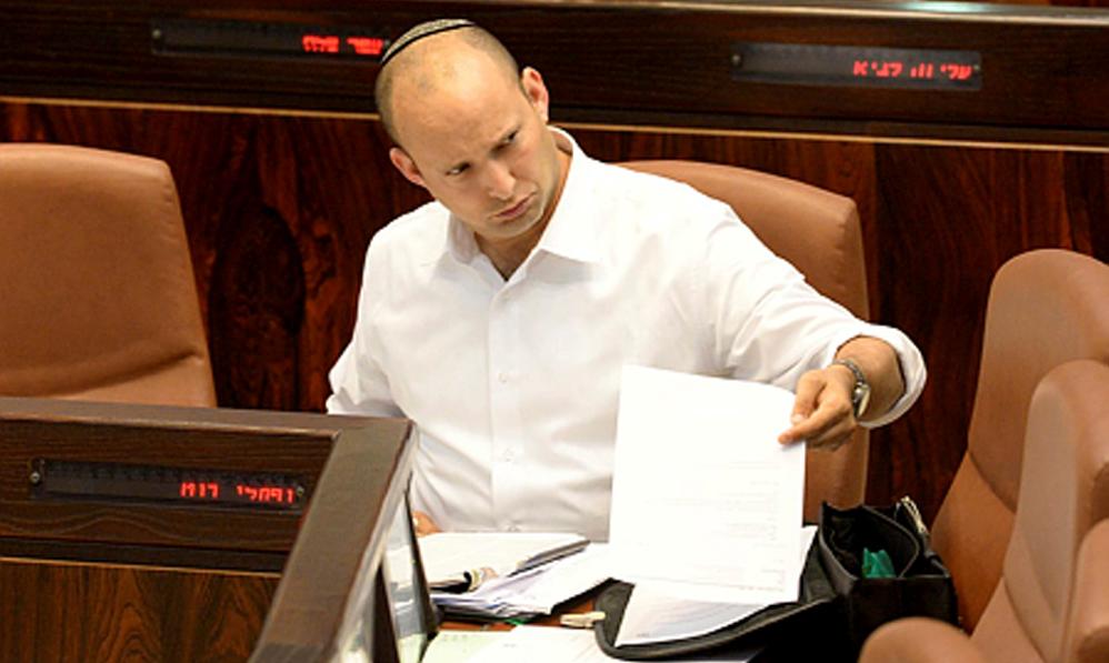 """""""Es el Ministerio de Defensa o estamos fuera"""" amenazó Habait Haiehudí"""