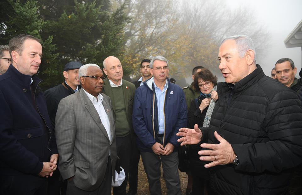 """Netanyahu: """"Es posible que Israel tenga que operar dentro del Líbano""""."""