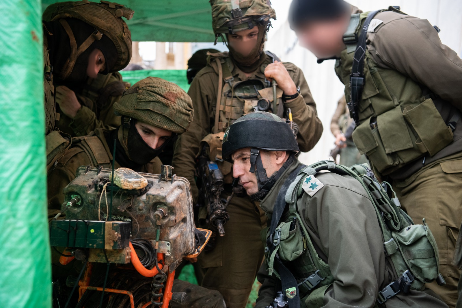 Israel descubre un tercer túnel transfronterizo de Hezbollah