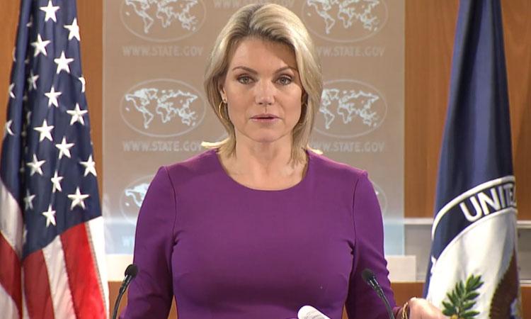 Trump nombró a Heather Nauert embajadora de EEUU ante la ONU