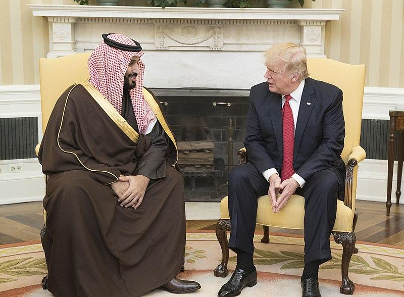 El príncipe saudita planea una cumbre con Netanyahu