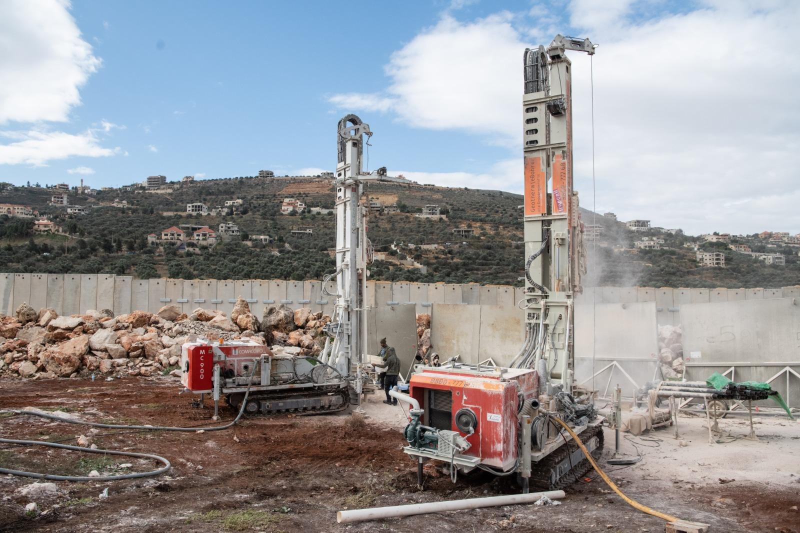 Niegan existencia de túneles entre El Líbano e Israel