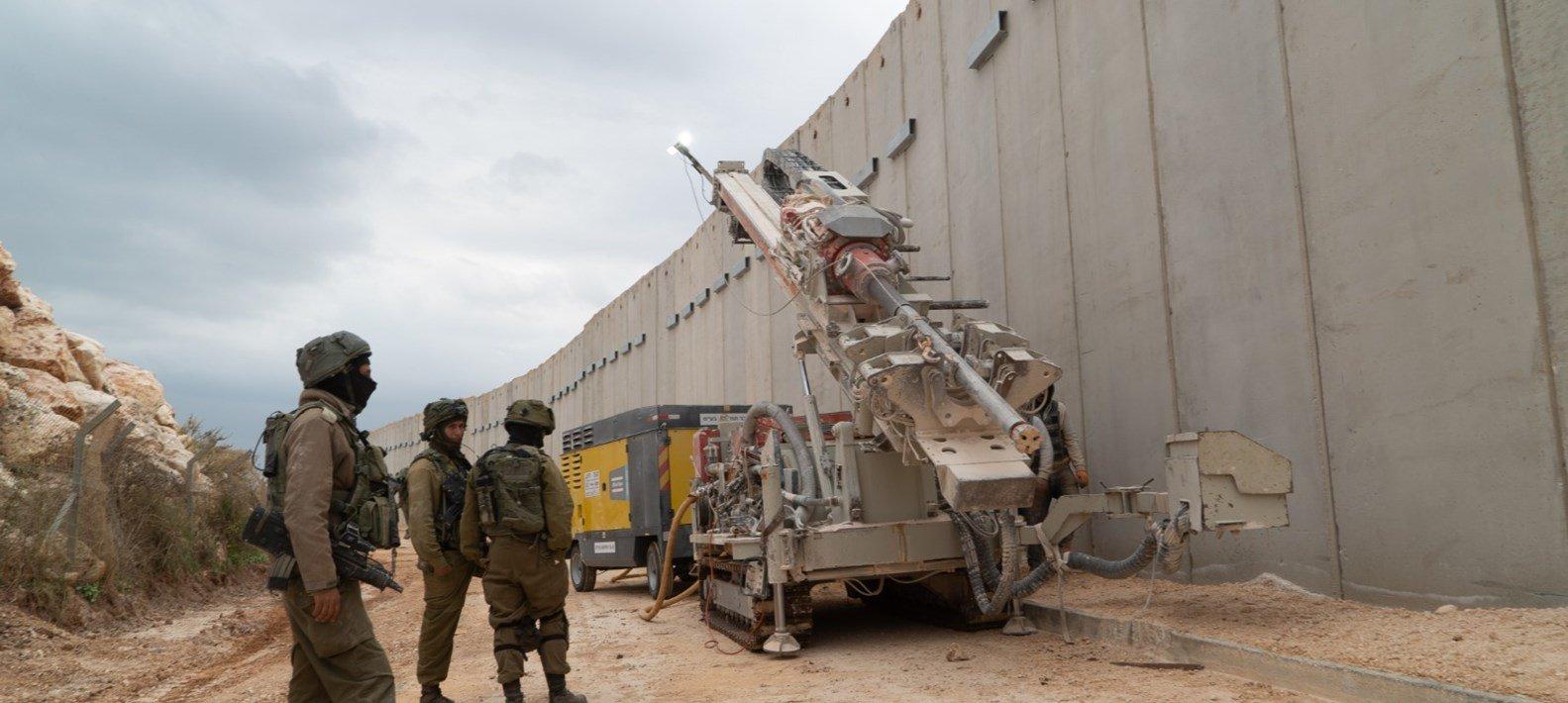 La Unión Europea apoya la operación de Israel contra los túneles de Hezbollah