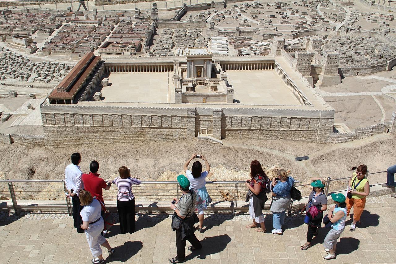 4 millones de turistas en 2018 en Israel: Jerusalén la ciudad de mayor crecimiento turístico del mundo
